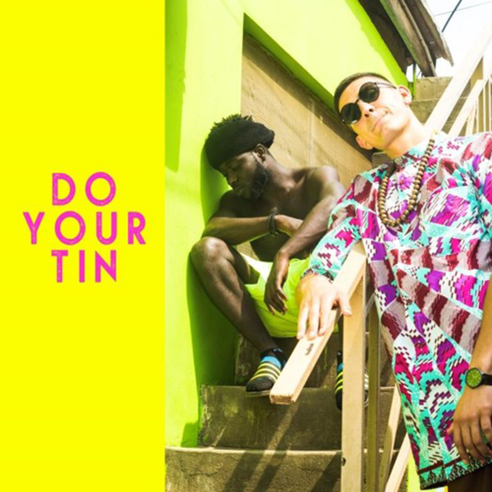 Do Your Tin by Toby Tabu feat. B4Bonah