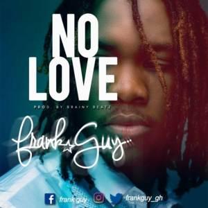 No Love (Attitude Riddim)by Frank Guy
