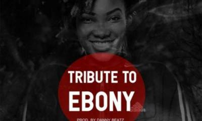 Tribute To Ebony Reigns by Danny Beatz, Brella & Ms Forson