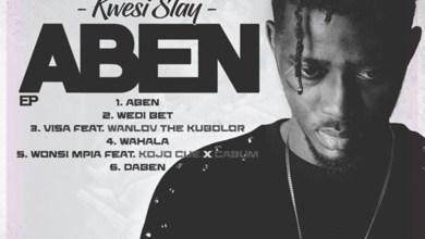 Photo of Audio: Aben EP by Kwesi Slay