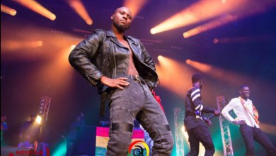 Photo of New Artiste of the Year nominee, King Promise shines in London