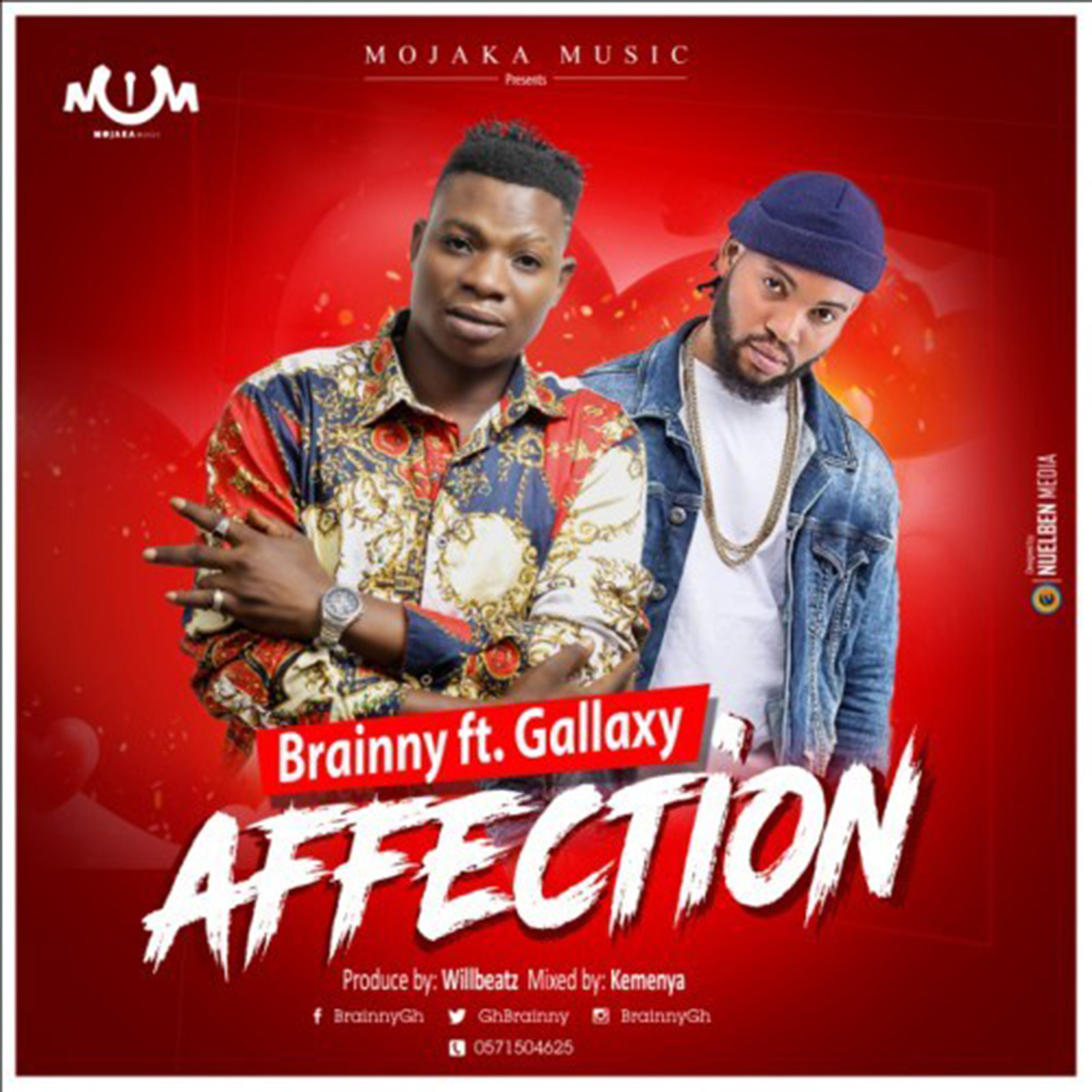Affection by Brainny feat. Gallaxy