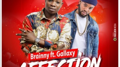 Photo of Audio: Affection by Brainny feat. Gallaxy