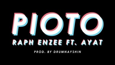 Photo of Audio: Pioto by Raph Enzee feat. AYAT
