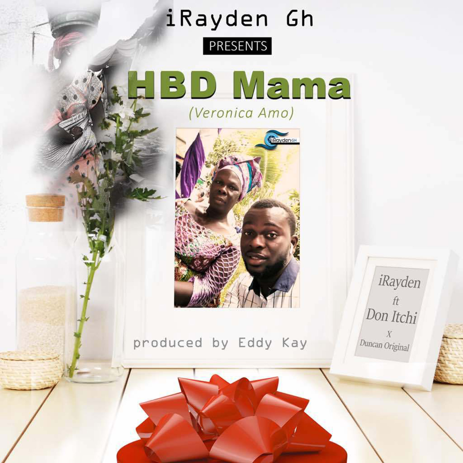 HBD Mama by iRayden feat. Don Itchi