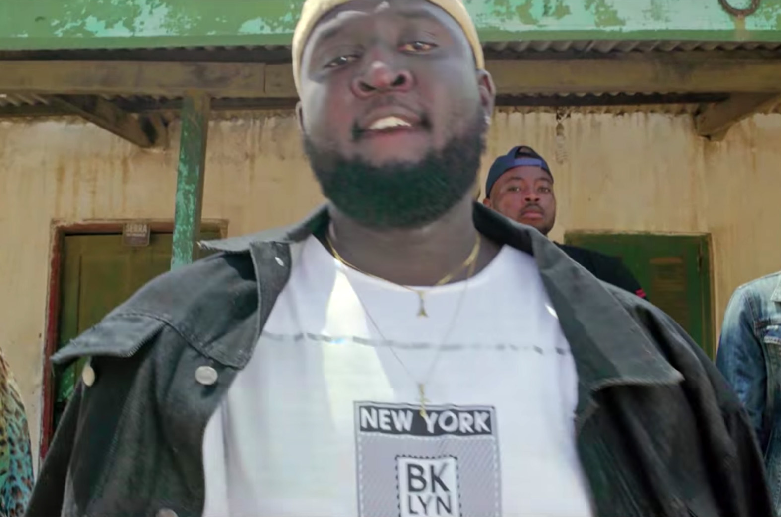 Guy by Raph Enzee feat. Akitiwrowro & Drumnayshin