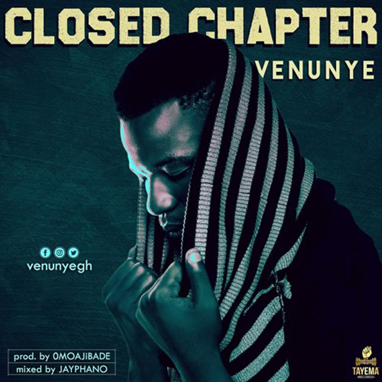 Closed Chapter by Venunye