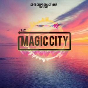 Magic City by Kiyo Dee