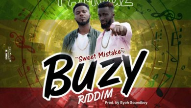 Sweet Mistake (Buzy Riddim) by Famous