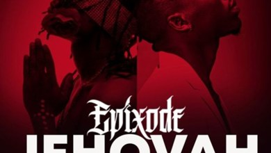 Photo of Audio: Jehovah by Epixode feat. Stonebwoy