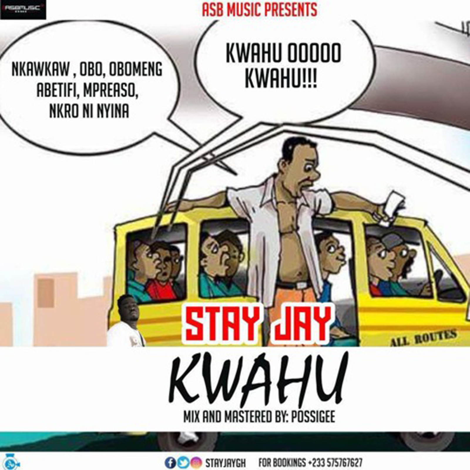 Kwahu by Stay Jay