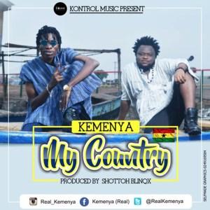 My Country by Kemenya