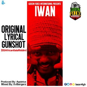 Original Lyrical Gunshot by IWAN