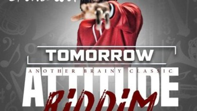 Photo of Audio: Tomorrow (Attitude Riddim) by Stonebwoy