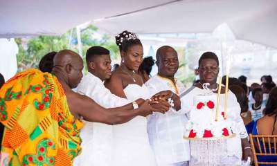 DJ Baron wedding ceremony