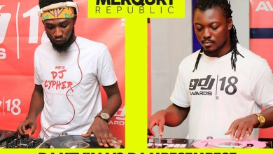 Photo of DJ Mpesempese to battle DJ Kevin at 2018 Ghana DJ Awards