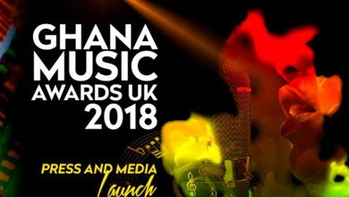 Ghana Music Awards UK to be launched in Ghana in May
