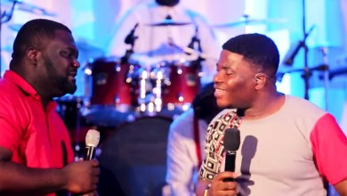 Photo of Video: Awurade Ei (Live) by Calvis Hammond feat. KODA