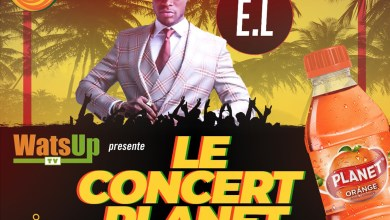 Photo of E.L to headline WatsUp TV 'Le Concert Planet' in Burkina Faso