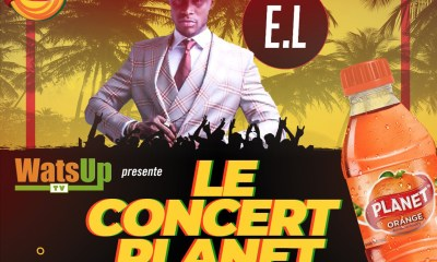 E.L to headline WatsUp TV 'Le Concert Planet' in Burkina Faso