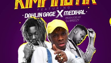 Photo of Audio: Kimpinstik by DJ Breezy feat. Dahlin Gage & Medikal