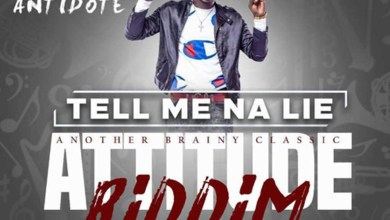 Tell Me Na Lie (Attitude Riddim) by Jaromeo Antidote