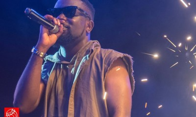 Video: Sarkodie goes back to his roots at VGMA 2018 celebration jam