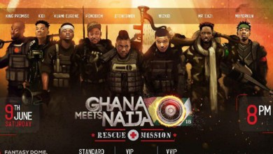 Photo of Tickets for 2018 Ghana Meets Naija selling hot