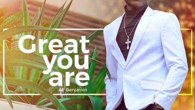Photo of Audio: Great You Are by AF Benjamin