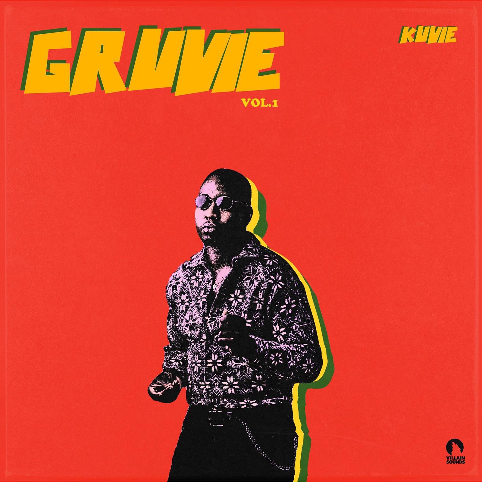 Gruvie Vol.1 by Kuvie