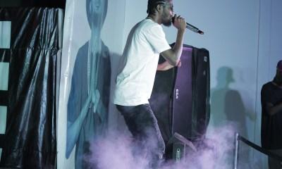 Photos from Lyrical Joe(LJ) KILL album launch