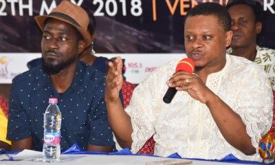 Photos: Appietus makes history with launch of Volta Music Project