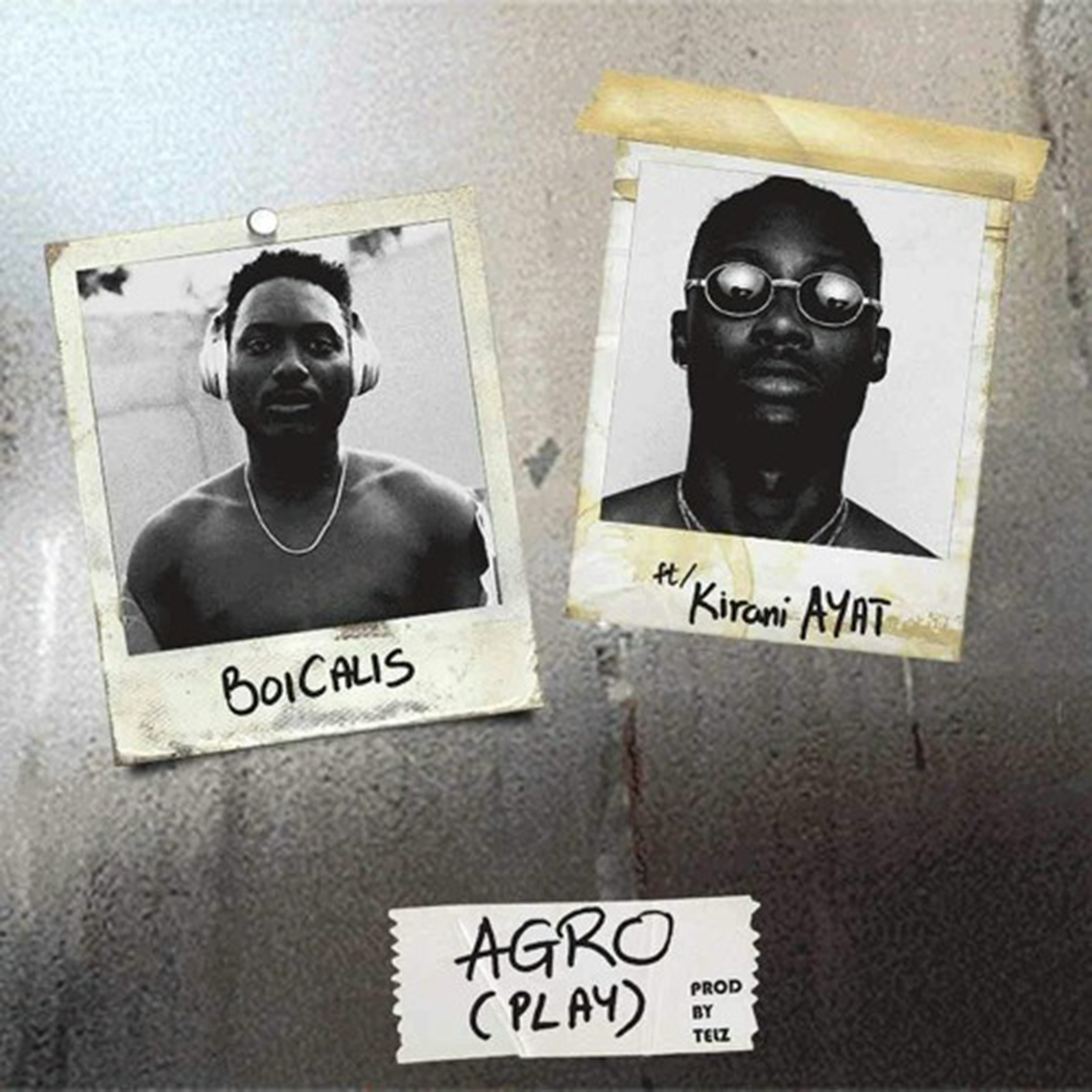 Agro by Boicalis feat. AYAT