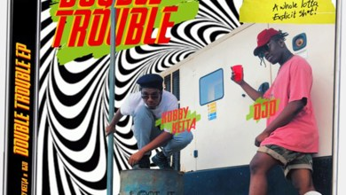Photo of Audio: Double Trouble by Ojo & Kobby Keita