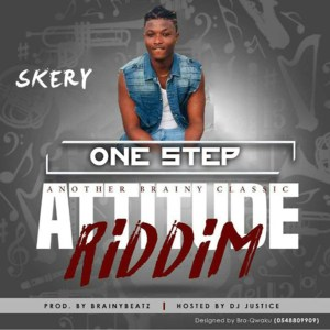 One Step (Attitude Riddim) by Skery