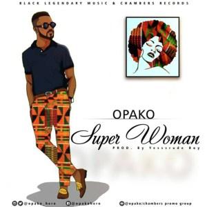 Superwoman by Opako