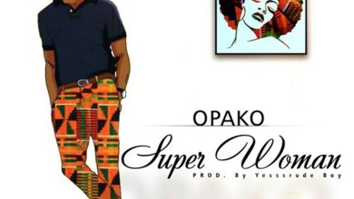 Photo of Audio: Superwoman by Opako