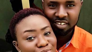 Photo of Ernest Opoku Jnr secretly in love TV host Mary Obeng