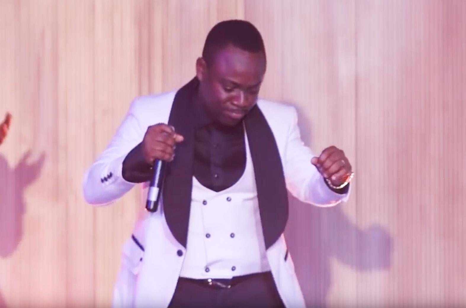 Video: Manyie Yesu Se (I Will Follow Jesus) by Nii Okai