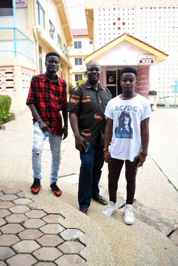 Volta Region seletcs 10 new talents for Appietus project