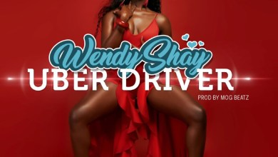 Uber Driver by Wendy Shay