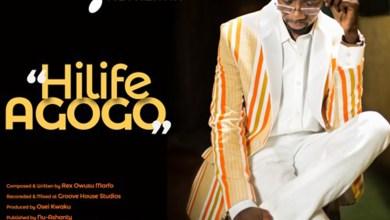 Photo of Audio: HiLife Agogo by Rex Omar