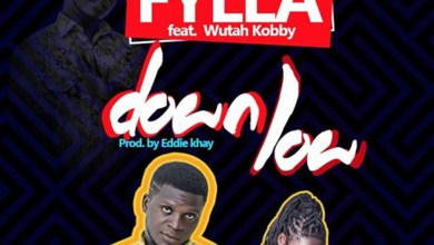 Photo of Audio: Down Low by Fylla feat. Wutah Kobby