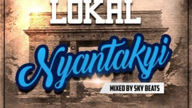 Photo of Audio: Nyantakyi (Freestyle) by Lokal