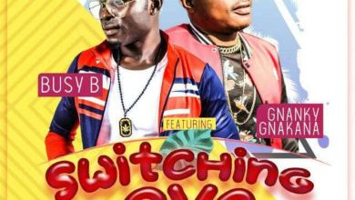 Switching Love by Busy B feat. Gnanky Gnakana