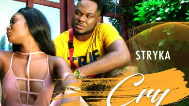 Photo of Audio: Cry by Stryka