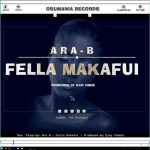 Fella Makafui by Ara B