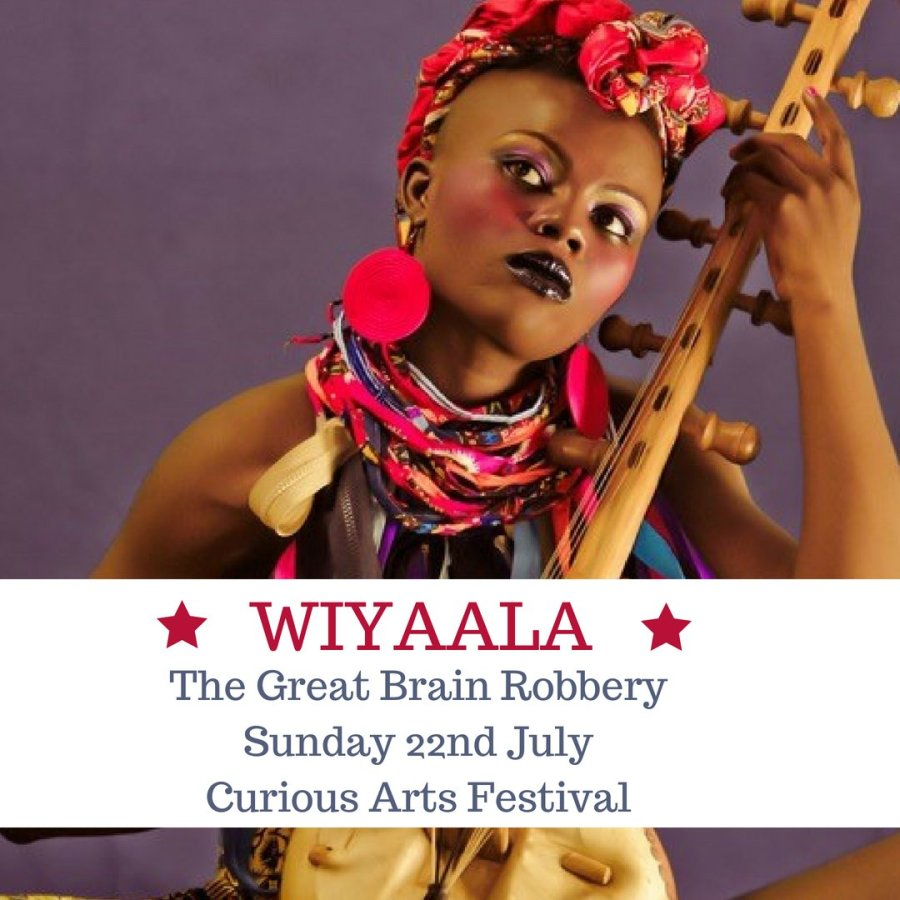 Wiyaala to perform at two international festivals this July