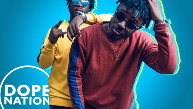 Photo of DopeNation earn 2018 Ghana Music Awards UK nomination