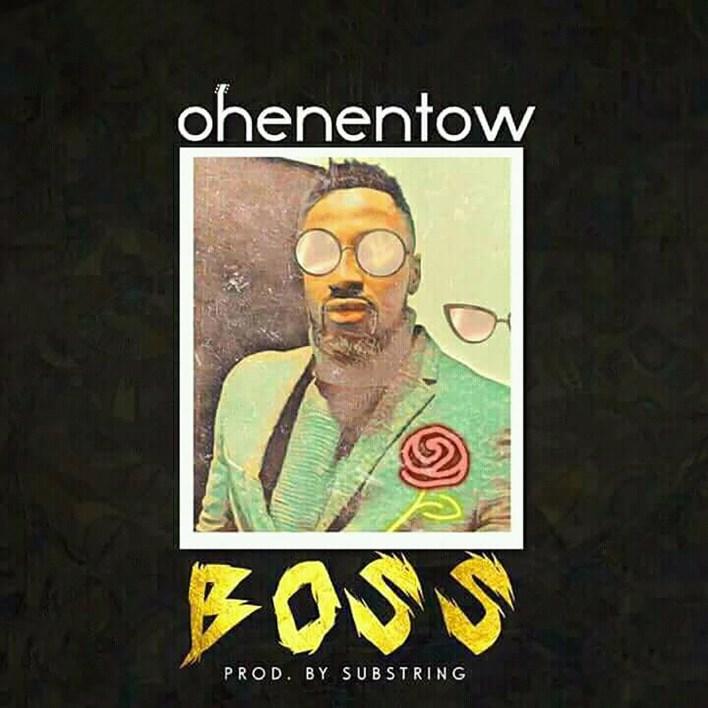 Boss by Ohene Ntow
